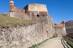 Форт Lagarde Стоковое Изображение