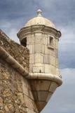 форт lagos Португалия algarve Стоковое фото RF