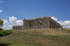 Форт Laramie, Вайоминг Стоковые Фотографии RF