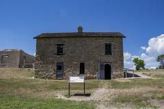 Форт Laramie, Вайоминг Стоковая Фотография