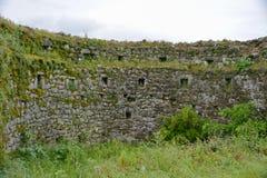 Форт Lesendro, Черногория Стоковые Изображения