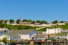 Форт Mackinac Стоковое Изображение