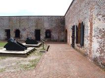 Форт Macon стоковые изображения