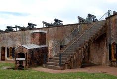 Форт Macon стоковое изображение rf
