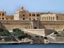 Форт Manoel Стоковые Изображения RF