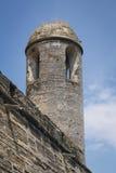 Форт Matanzas Августин Блаженный Стоковое Изображение RF