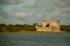 Форт Matanzas Стоковые Фотографии RF