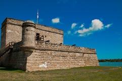 Форт Matanzas Стоковое Изображение RF