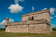 Форт Matanzas Стоковая Фотография