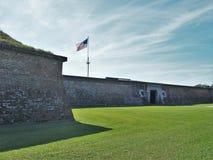 Форт Moultrie стоковые изображения