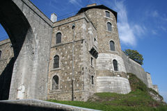 форт namur цитадели Бельгии Стоковая Фотография RF