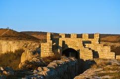 Форт Ovech стоковая фотография