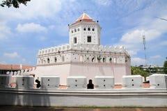 Форт Phra Sumen в Бангкоке Стоковые Изображения RF