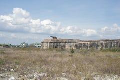 Форт Pickens Флорида стоковое изображение rf