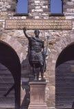 Форт Saalburg римский, Taunus, Германия Стоковые Фотографии RF