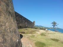 Форт San Felipe Стоковое Изображение RF