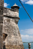 Форт San Fernando de Bocachica Стоковое Фото