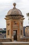 Форт St Michael, Мальта. 2013 Стоковое Изображение