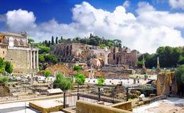 форум Италия римский rome стоковые изображения