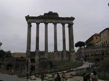 Форум на Риме, Италии стоковая фотография rf
