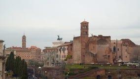 форум римский Висок Венеры и Roma видеоматериал