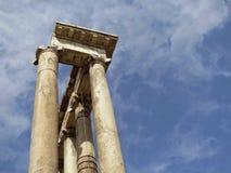 форум римский Стоковая Фотография