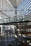 Форум токио международный - Япония Стоковая Фотография