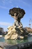 Форум Boarum в Риме Стоковые Изображения RF