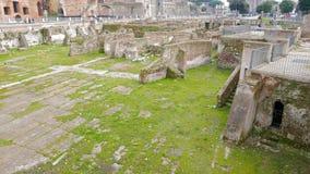 Форум Trajan, Roma, Италия видеоматериал