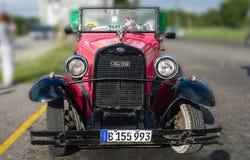 Форд a 1928 Стоковое Изображение