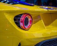Форд GT 3 Стоковые Фотографии RF