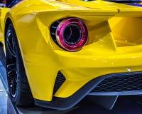 Форд GT 1 Стоковые Изображения RF