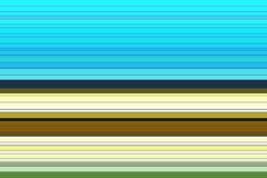 Фосфоресцентные золотые коричневые линии на белой предпосылке Стоковые Изображения RF
