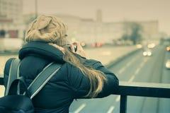 фотографировать автомобильное движение стоковые фотографии rf