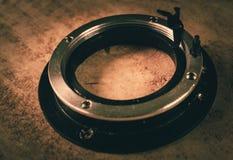 фотографическое оборудования старое Стоковое Фото