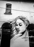 Фотография граффити Стоковое Фото