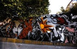 Фотография граффити Стоковые Изображения RF