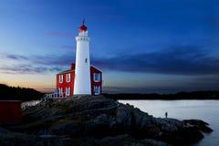 Фотография маяка Стоковое фото RF