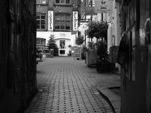 Фотография улицы Стоковое Изображение