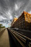 Фотография улицы Стоковое Изображение RF