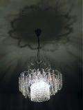 Фотография хрустальной люстры Стоковая Фотография RF