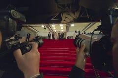 фотографы Стоковая Фотография