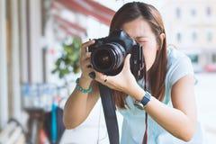 фотографы Стоковые Изображения RF