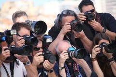 Фотограф присутствует на ударах ` 120 согласно с минута 120 Battements p стоковое фото rf