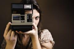 фотограф стоковая фотография
