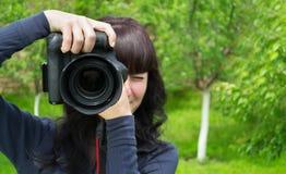 фотограф Стоковые Изображения