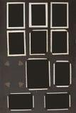фотоснимки фото альбома старые Стоковые Изображения