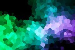 Фотоснимок абстрактной геометрической картины бесплатная иллюстрация