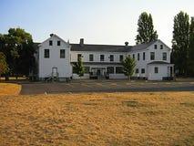 Старые воиска Barracks здание Стоковое Изображение