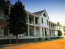 Старые воиска Barracks здание Стоковое Изображение RF